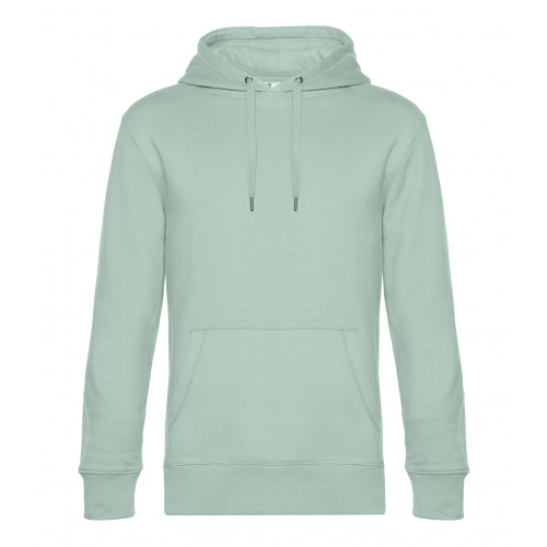 B and C Collection B&C KING Hooded AquaGreen