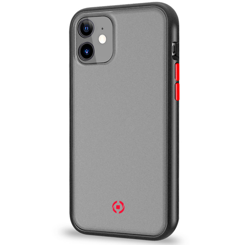 Celly Volcano Back case iPhone 11 Sv