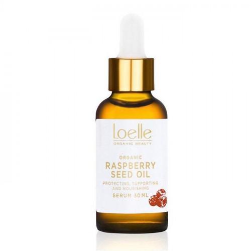 Loelle Raspberry Seed Oil Cold Pressed & Organic 30ml