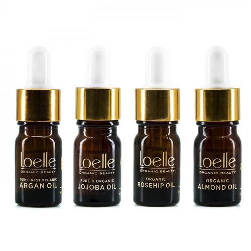 Loelle Oil family 4 X 5ml (Travel size) 4 x 5ml
