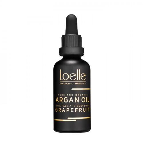 Loelle Argan Oil with Grapefruit 50ml