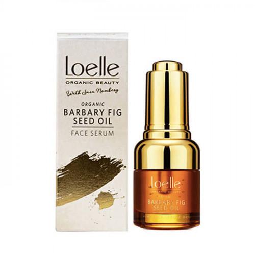 Loelle Barbary Fig Seed Oil, Face Serum 16ml