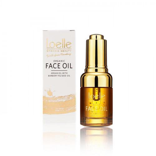 Loelle Barbary Fig Seed Oil, Face Oil 30ml