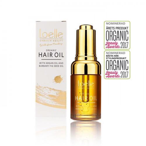 Loelle Barbary Fig Seed Oil, Hair Oil 40ml
