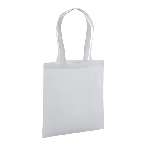 Westford Mill Organic Premium Cotton Tote LightGrey
