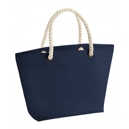 Westford Mill Nautical Beach Bag FrenchNavy