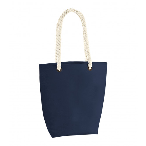 Westford Mill Nautical Tote FrenchNavy