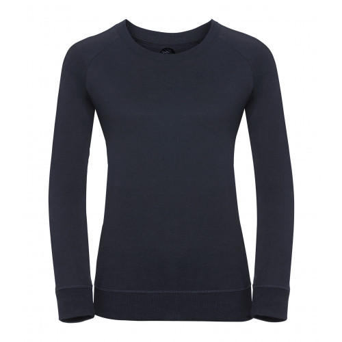Russell Ladies´HD Raglan Sweat French Navy
