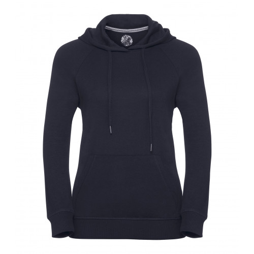 Russell Ladies´HD Hooded Sweat French Navy