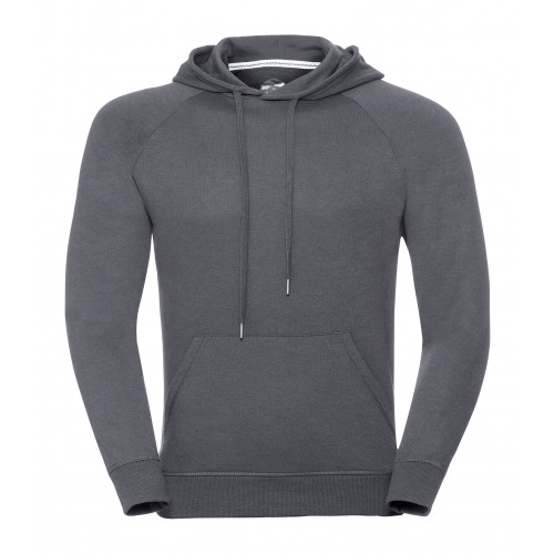 Russell Men´s HD Hooded Sweat Convoy Grey