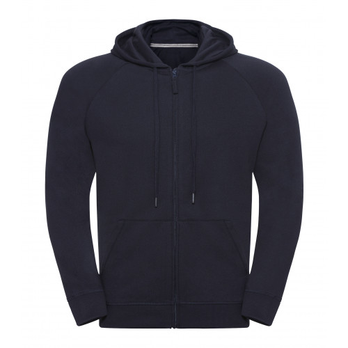 Russell Men´s HD Zipped Hood Sweat French Navy