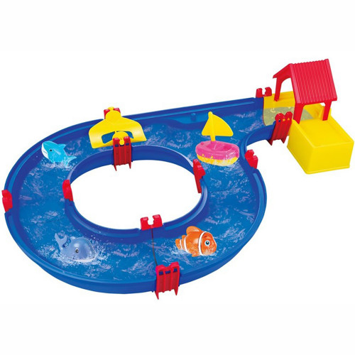 Spring Summer Water Track Set 27pcs