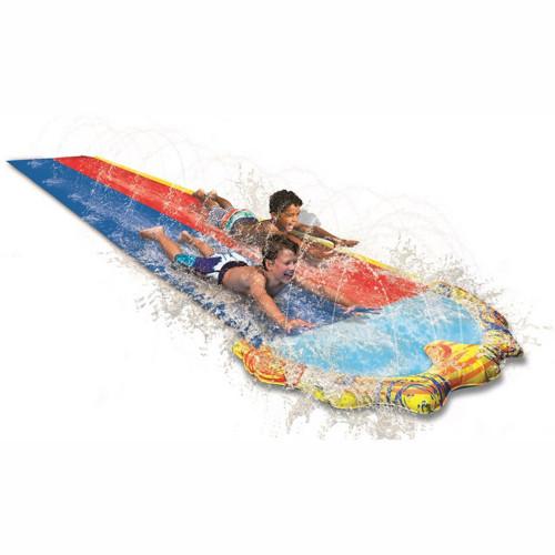 Spring Summer Double Water Slide