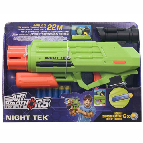 Air Warriors Night Tek