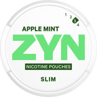 ZYN Slim Apple Mint 5-pack