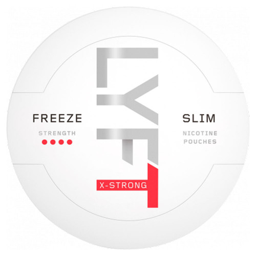 LYFT Freeze X-Strong Slim 10-pack