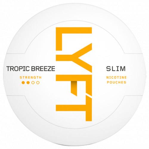 LYFT Tropic Breeze Slim 10-pack