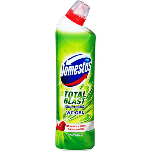 Domestos Total Blast Lime Fresh