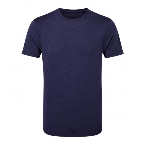 Tri Dri TriDri® performance t-shirt Navy/BlackMelange