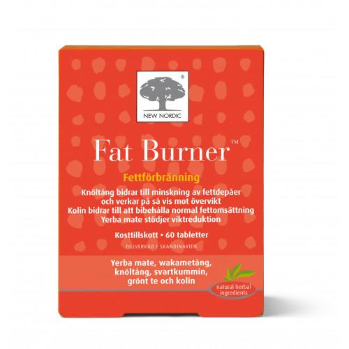 New Nordic Fat Burner 60t