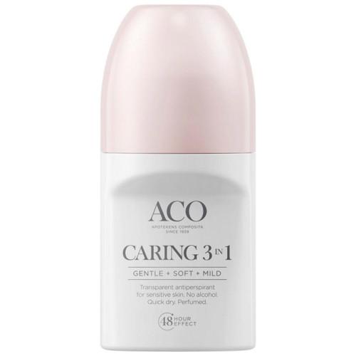 ACO Caring 3 In 1 Antiperspirant