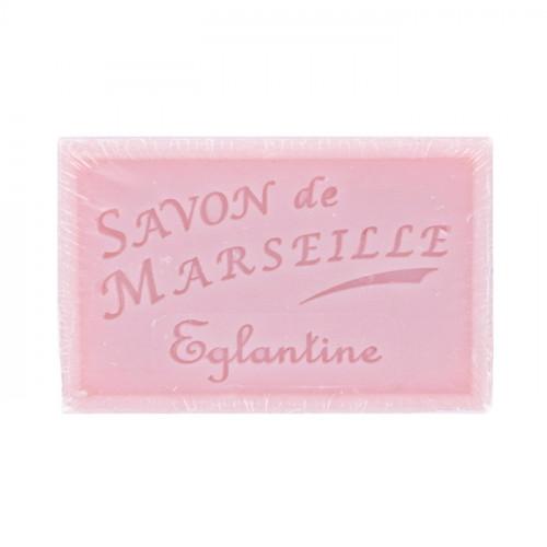 Palmetten Rektangulär tvål - Egliantine Fransk naturtvål 125g