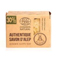 Alepeo Aleppo tvål 30% Lagerbärsolja 200g EKO