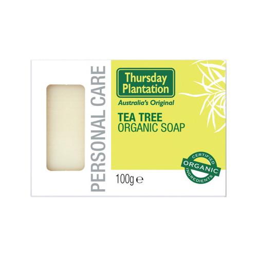 Thursday Plantation TP Tea Tree org soap 100g