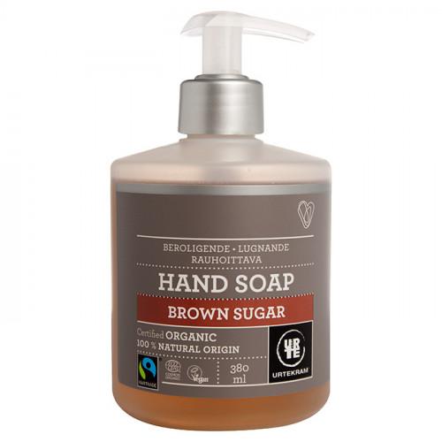 Urtekram Urtekram Brown Sugar Hand Soap 380ml EKO