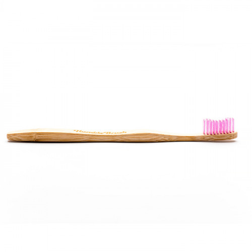 The Humble Co Toothbrush Adult Purple - Medium 1p