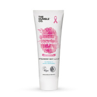 The Humble Co Humble Natural Toothpaste Pink Ribbon Edition- 75ml