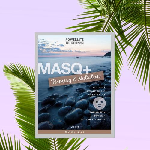 Powerlite MASQ+ Ansiktsmask