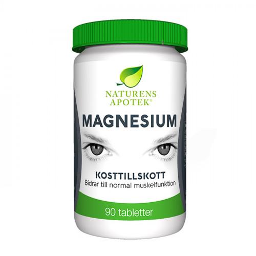 Naturens Apotek Magnesium 90t
