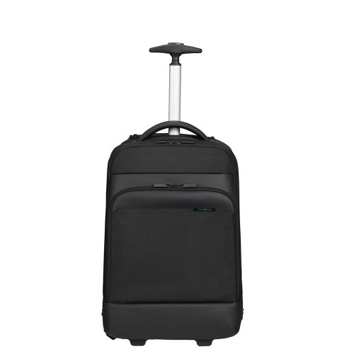 "SAMSONITE Ryggsäck MYSIGHT 17.3"" Svart Trolly/Wheel"