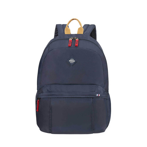 AT AMERICAN TOURISTER Ryggsäck UPBEAT NAVY