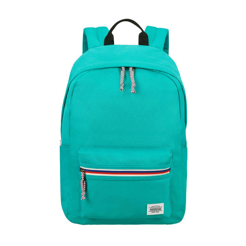 AT AMERICAN TOURISTER Ryggsäck UPBEAT ZIP-Pocket TURQUOISE
