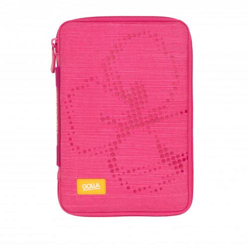 GOLLA Sleeve Glance pink 7 tum fit ex Galaxy pad
