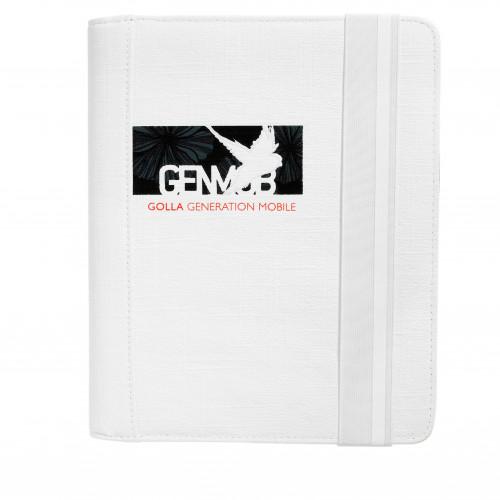 GOLLA Flip Folder Linda white cut for iPad