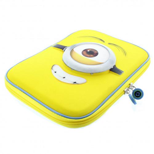 """MINIONS Tabletväska Universal 7""""-8"""" Googly Eye"""