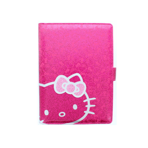 HK HELLO KITTY Tabletfodral 10-11tum Rosa