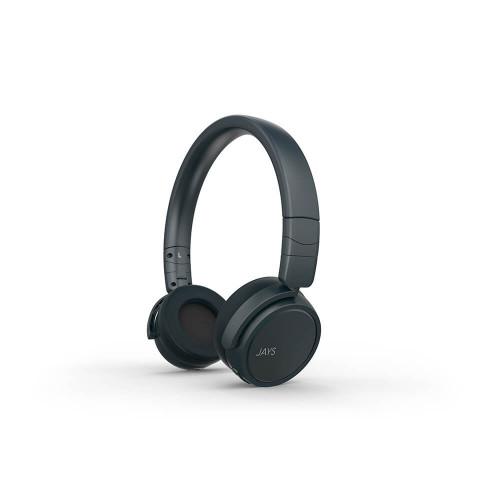 JAYS Hörlur x-Five Trådlös On-Ear Blue