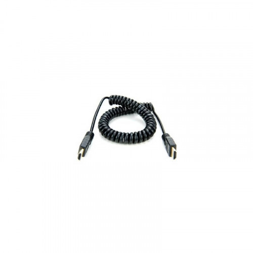 ATOMOS coiled full HDMI full HDMI cable 50-65cm
