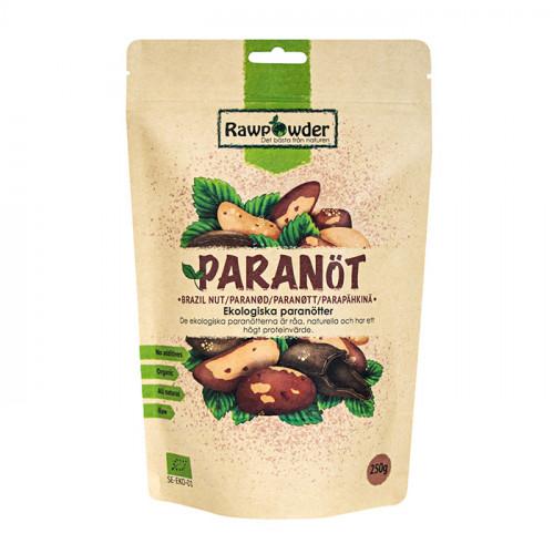 Rawpowder Paranötter 250g EKO