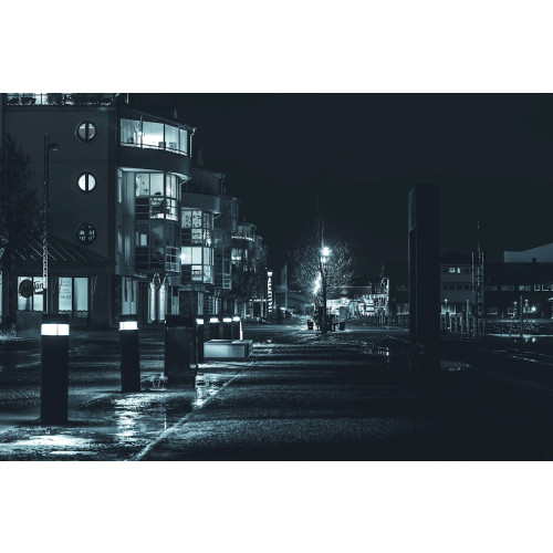 Poster Natt i staden #2