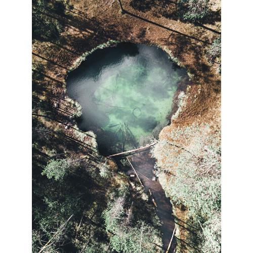 Poster Sjön