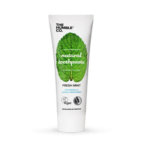 The Humble Co Humble Natural Toothpaste Fresh Mint - 75ml