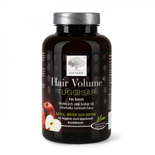 New Nordic Hair Volume Tuggisar 60t