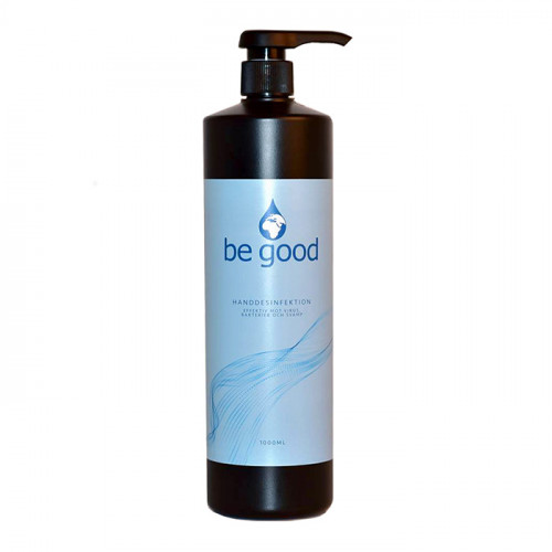 Be Good Be Good handdesinfektion pump 1000 ml