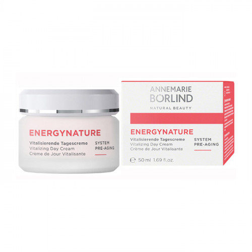 Börlind Energy Nature Vitalizing Day Cream 50ml EKO Vegan