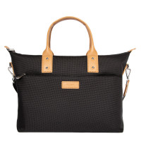 "GOLLA Tote Bag Zeta 14"" Black Nylon"